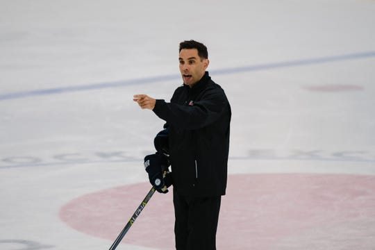 Todd Woodcroft arrives at Vermont after spending the last 20 years coaching in the NHL.