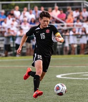 Indian Hill soccer player Caleb Tan has signed to play for Case Western Reserve University.