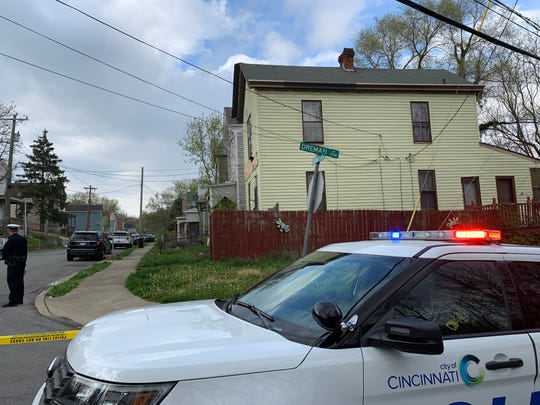 A man was shot and killed just outside of a vehicle on Cass and Dreman avenues in South Cumminsville on Wednesday, police said.