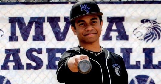 Miami Valley Christian Academy baseball player Gavin Bangert signed to play for Ohio Christian University.