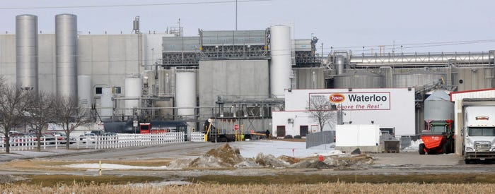 Tyson says it will close pork processing plant in Iowa indefinitely due to COVID-19