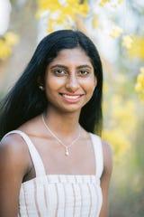 Krisha Keeran, Cedar Falls, Top 5 Northeast Region, Academic All-State 2020
