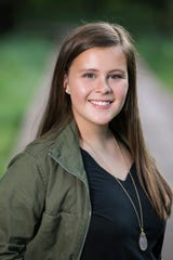 Elizabeth Stone, Cedar Rapids Kennedy, Top 5 Northeast Region, Academic All-State 2020