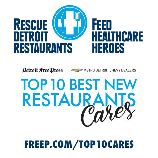TOP 10 CARES LOGO