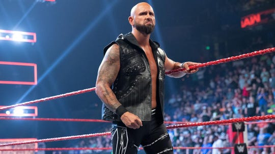 Karl Anderson was among the WWE performers released from their contracts Wednesday.