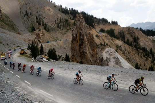 The Tour de France has been moved back to August and September.