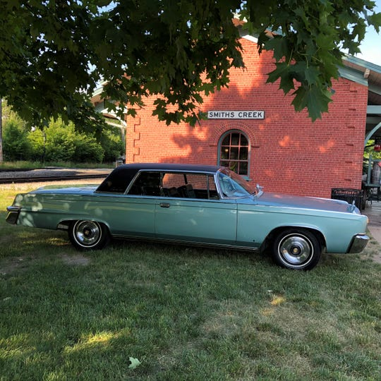 This 1965 Imperial Crown Coupe is one of Beltz's favorites.