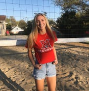 Mount Vernon standout Brooke Jackson committed to Miami (Ohio) volleyball on Tuesday night