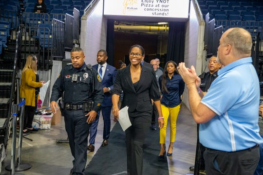Nikki McCray-Penson was hired as Vic Schaefer's successor. Mississippi State athletic director John Cohen believes the Bulldog basketball program will remain in good hands.
