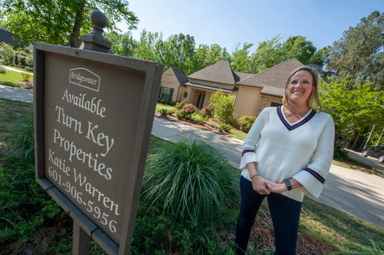 Low inventory and low interest rates have created a hot market for houses in the Jackson-metro area giving realtor Katie Warren, owner of Turn Key Properties, an unusual experience in the midst of the coronavirus pandemic.