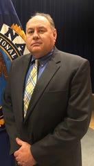Millington Police Chief Mark Dunbar