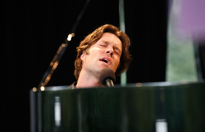 "Rufus Wainwright recorded his live album ""Milwaukee At Last!!!"" at the Pabst Theater on Aug. 27, 2007."