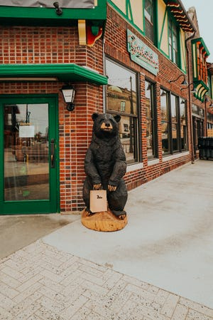 Buckatabon Tavern & Supper Club at 7700 Harwood Ave. in Wauwatosa debuted April 17 for weekend takeout at the former Cafe Bavaria location.