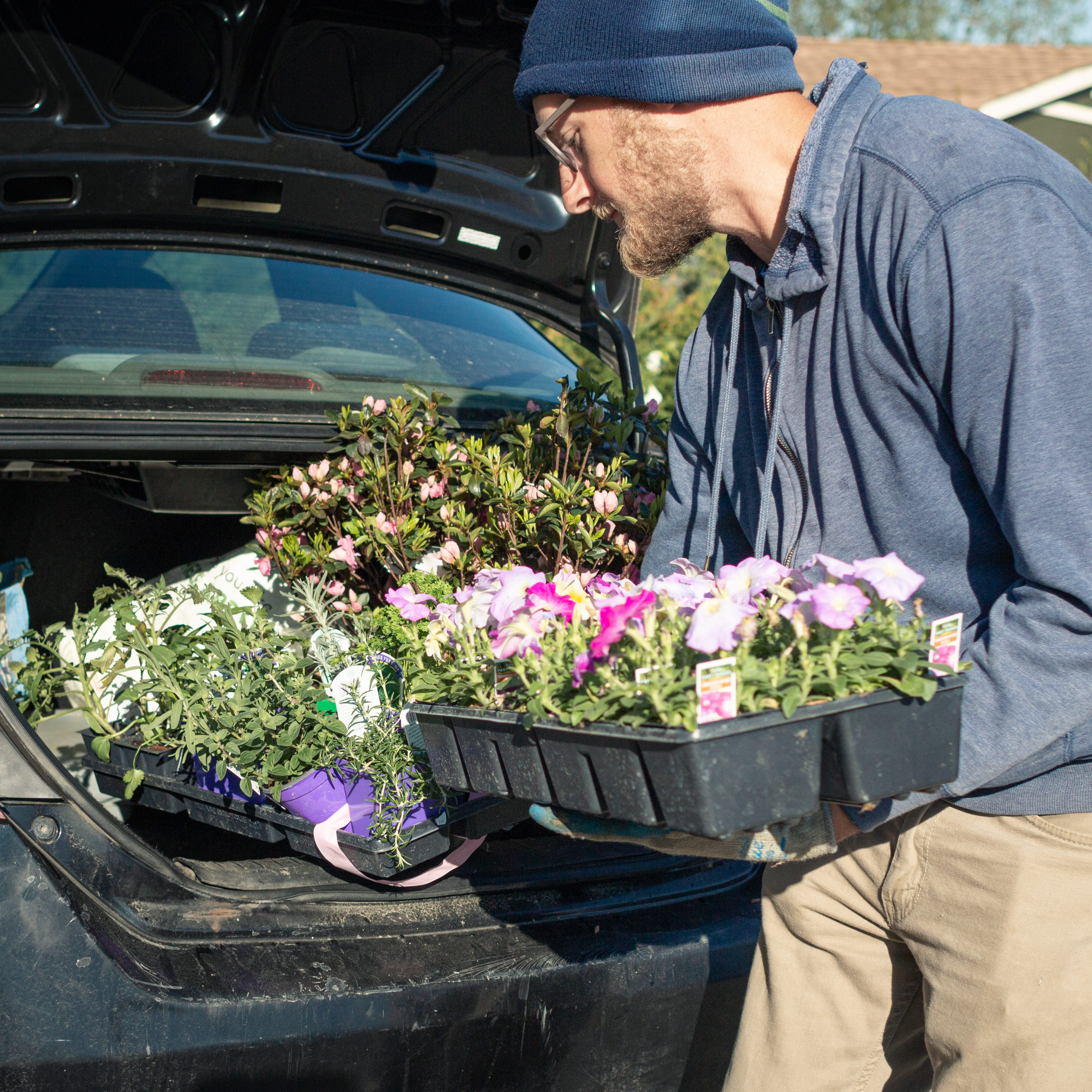 Nashville Area Garden Centers Offer Plant Pickup And Delivery