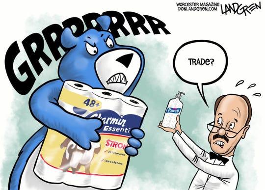 TP versus sanitizer