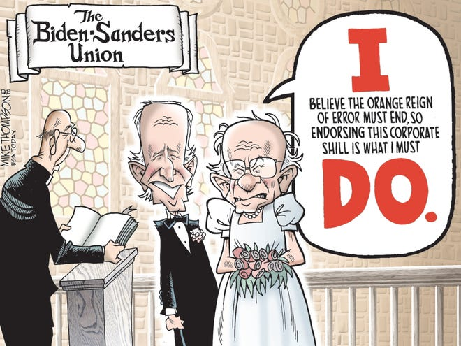 Sanders endorsement