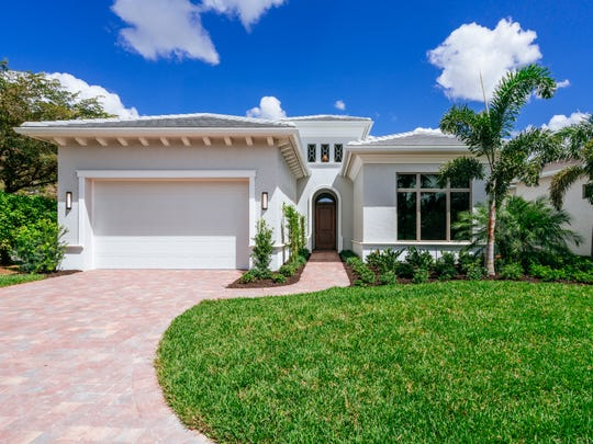 Caprini at Miromar Lakes Beach & Golf Club offers one final luxury villa, an inventory model at $1,550,500.