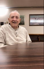 Thomas Mastropietro, 91, died at the New Jersey Veterans Home in Paramus from COVID-19