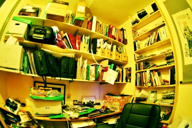 Is clutter keeping you from truly enjoying your life? Take the time to make a change for the better.
