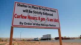 Navajo Nation extends curfews into October