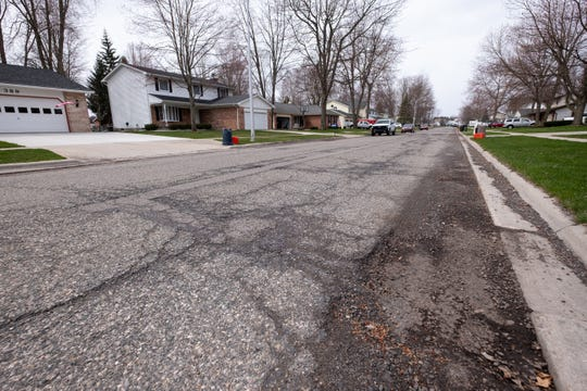 Roughly $1 million worth of work on Fourth and Sixth streets in Marysville wasalso slated for this spring, but was rescheduled due to Gov. Whitmer's stay-home order.