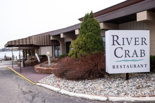 The River Crab in St. Clair is open for delivery and curbside pickup during the coronavirus pandemic.