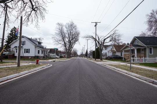 The half-mile stretch of 13th Street between Lapeer Avenue and Water Street reopened at the end of 2019 following its $1.5 million reconstruction. A last phase of resurfacing and final details were slated for this spring, but the project was pushed back due to Gov. Whitmer's stay-home order.
