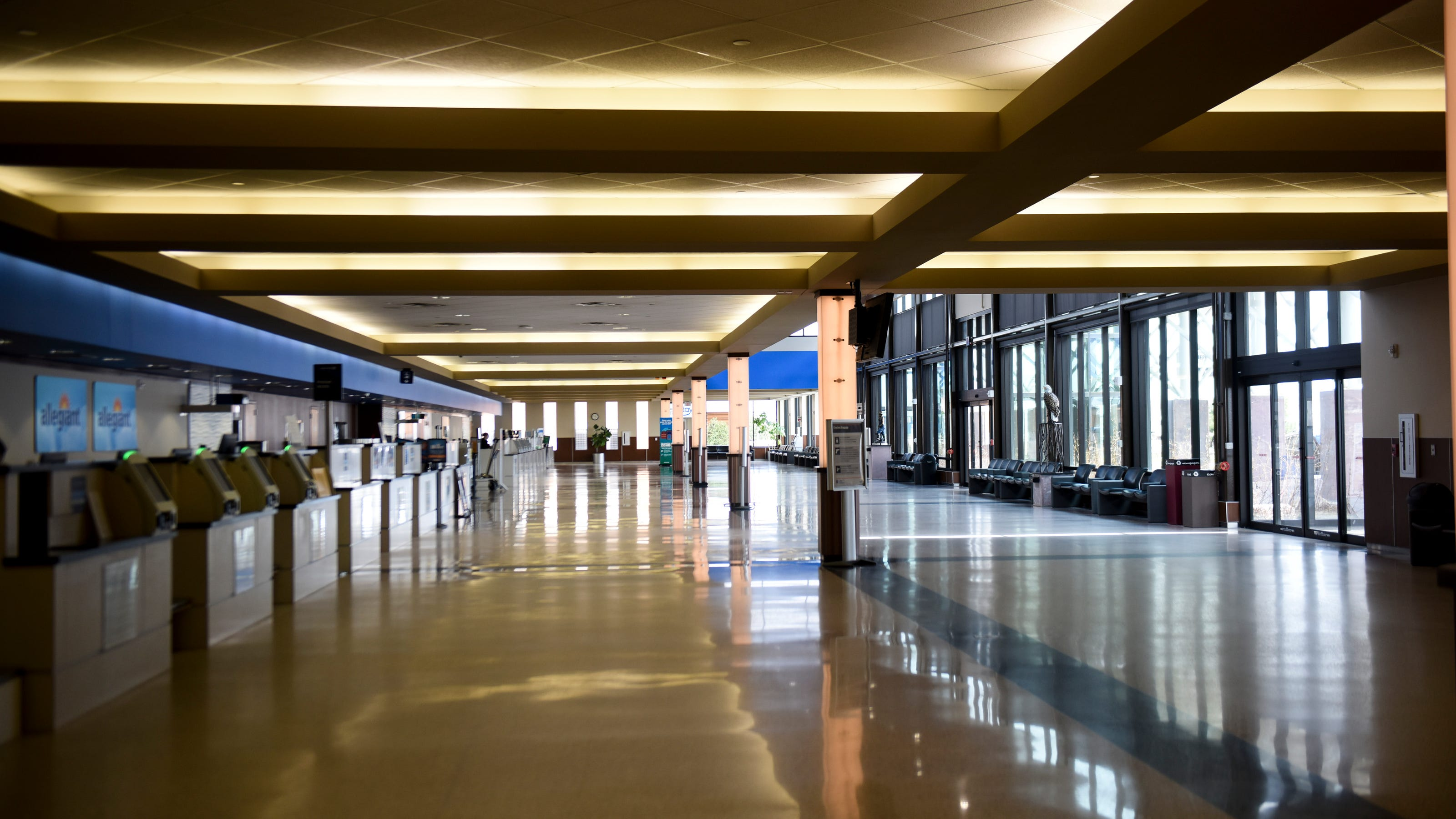 Sioux Falls Rapid City Airports In Line For Millions In Federal Aid