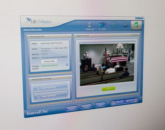Life Tributes is used by Bevis Funeral Home to live stream funeral services.