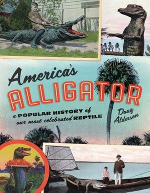 "Midtown Reader is hosting a conversation on ""America's Alligator,"" by Doug Alderson on April 23."