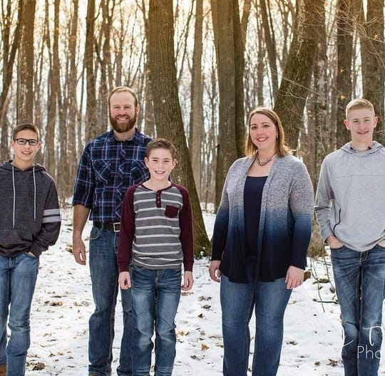 The Klussendorf family