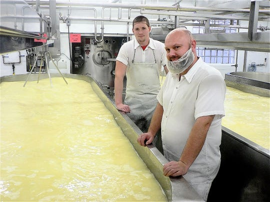 Dairy industry officials say many private cheese companies and cooperatives that have lost food service sales that have put a great deal of mozzarella and cheddar into cold storage while they wait for restaurants and other venues to reopen.
