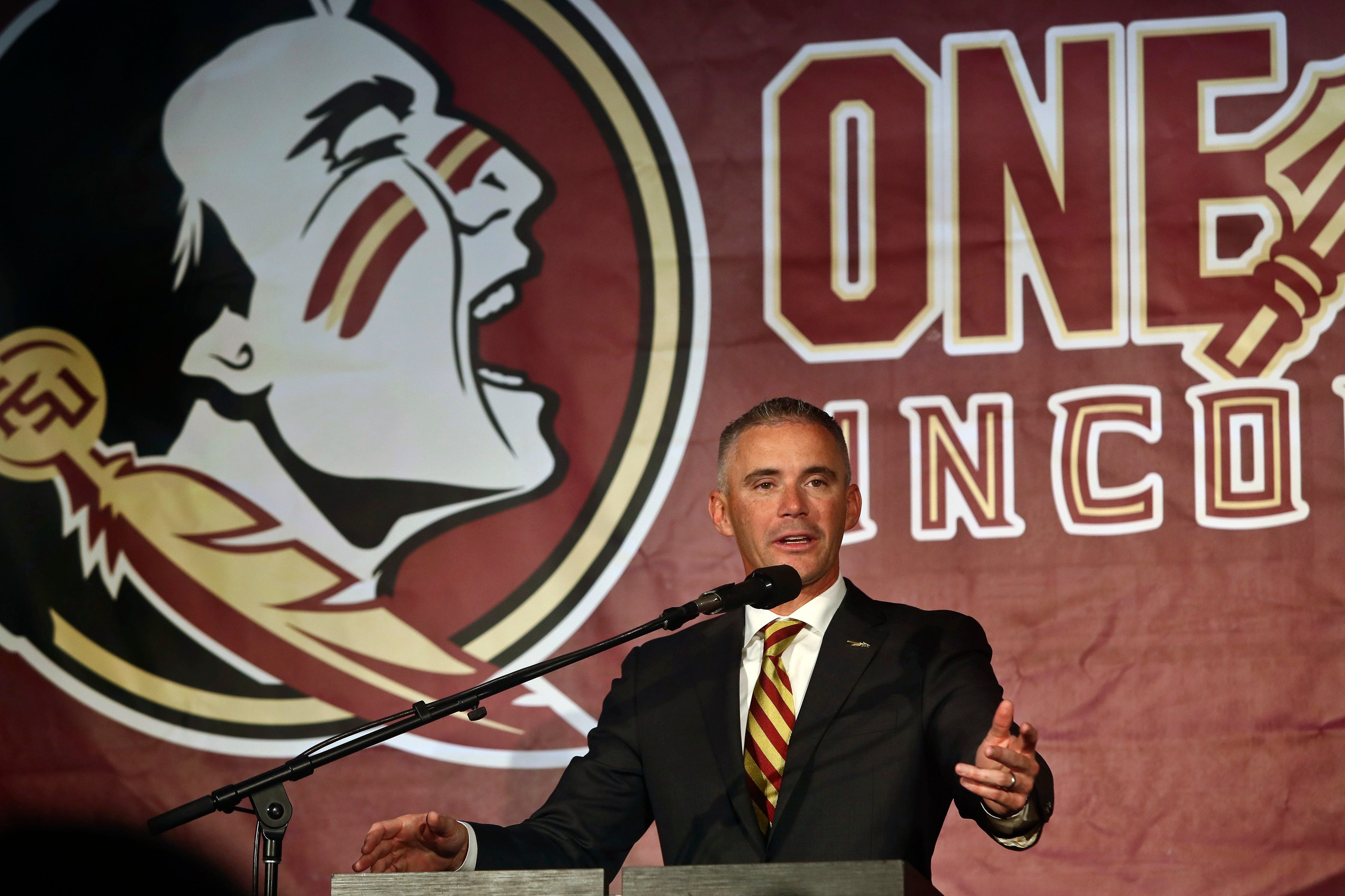 Florida State coach Mike Norvell to miss Miami (Fla.) game after testing positive for COVID-19