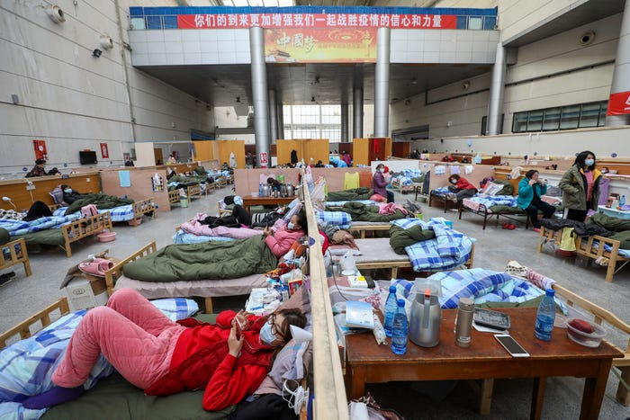 China didn't warn public of likely pandemic for a pivotal 6 days, AP report shows