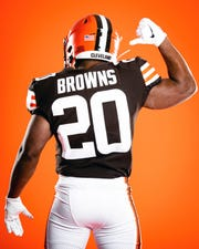 The Browns have a new look for the upcoming season and beyond.