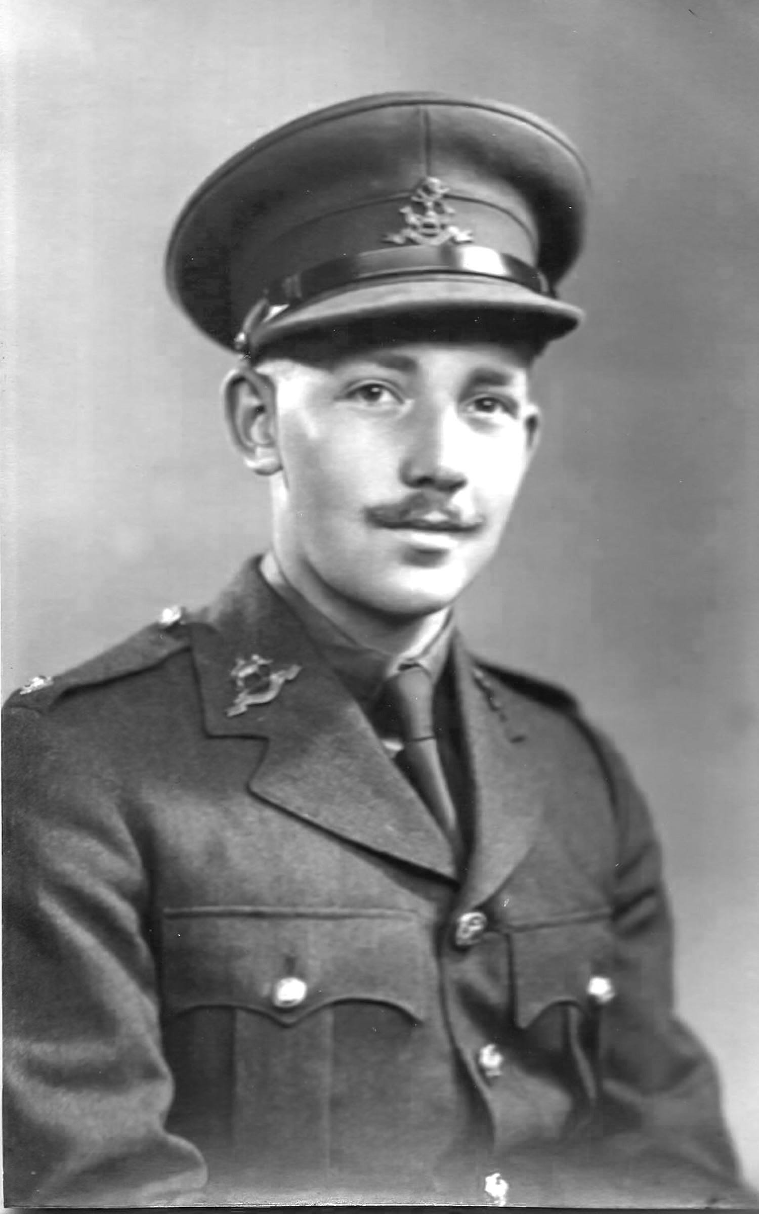 Tom Moore, 99, served in India and Indonesia during World War II