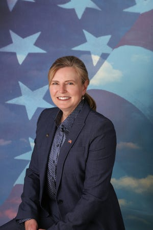 Neenah Republican Lauri Asbury has announced her candidacy for 55th state Assembly District seat.