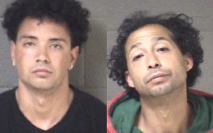 Stefon Darnell Taylor, 26, and Damian Roman, 40.
