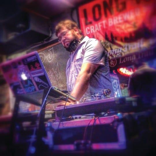 DJ Steal Wool, aka Vermont musician Alex Budney, hosts online events most nights.