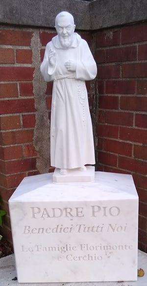 Statue of Saint Padre Pio