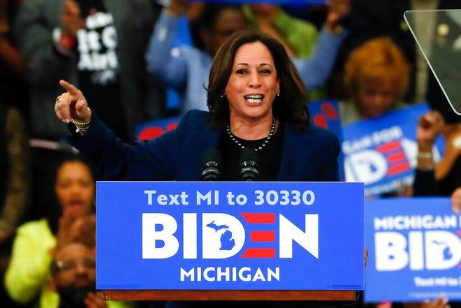 Michigan Democrats Tout Harris Pick As Republicans Slam Her