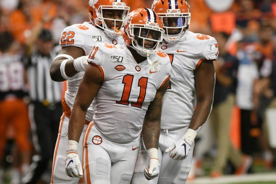 NFL Network's Daniel Jeremiah thinks Clemson's Isaiah Simmons is worth picking at No. 3.