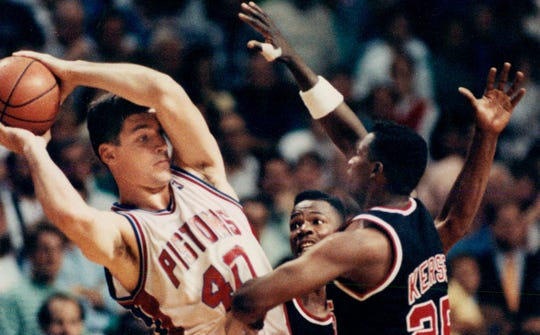 Bill Laimbeer was one of the most hated NBA players during his playing days.