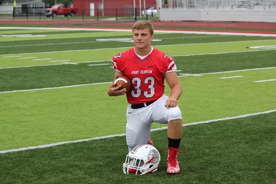 Cooper Stein  honored by National Football Foundation.