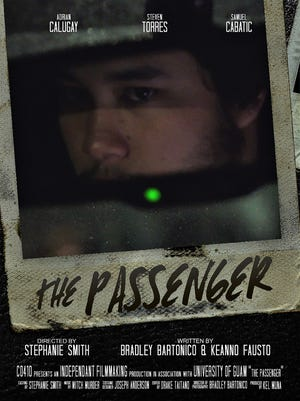 """The Passenger,"" directed by UOG student Stephanie Smith, won an Award of Excellence in the 2020 Festival of Media Arts by the Broadcast Education Association."
