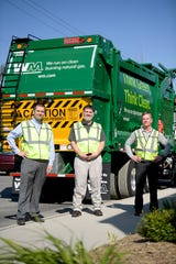 Waste Management Knoxville gets compressed natural gas trucks to cut emissions