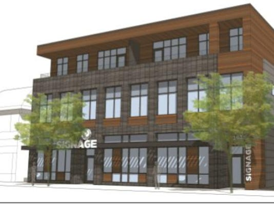 A mixed-use development planned for King Drive has lost its anchor and is being reconfigured.