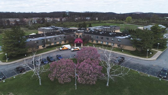 Andover Subacute and Rehab Center was over whelmed with 17 bodies at their morgue that could only hold 4 bodies in Andover Township, N.J.