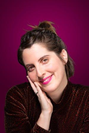 Comedian Abby Feldman