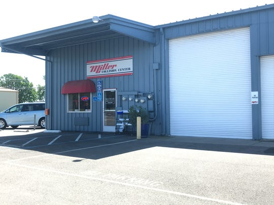 Miller Collision Center in Redding applied for and received funds from the Paycheck Protection Program.